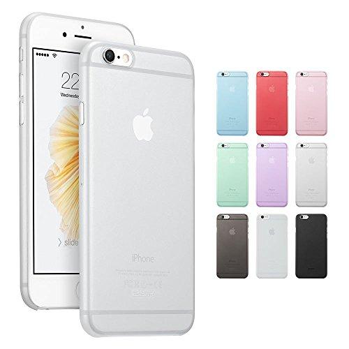 iPhone 6 / 6S Hülle (4,7 Zoll), ESR® [0.4mm Ultra Dünne] Lichtdurchlässig Polypropylen Schutzhülle für iPhone 6S/6 (Grün) Lichtdurchlässig-Klar