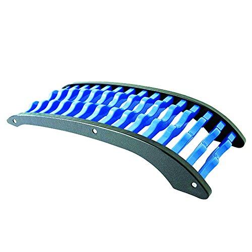 rukauf HQ Rückendehner Orthopädischer Rückenstretcher Natürliche Behandlung für Rückenschmerzen