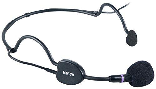 PROEL HCM38 microfono ad archetto a condensatore per radiomicrofono con connettore mini XLR 4 poli (ATTENZIONE: va abbinato solo ad i bodypack PROEL compatibili)