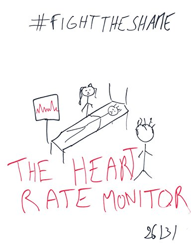 Photo Gallery the heart rate monitor (nothing to be ashamed of the inner monologues by fragadagadagada book 1) (english edition)