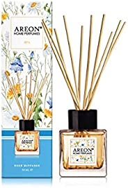 Areon Home Perfume Reed Diffuser 50 ml 10 Rattan Reeds - Spa