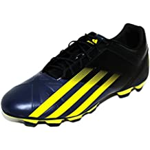 san francisco 2e353 bd5a7 adidas FF80 Pro TRX FG - Chaussures de Rugby Noir Jaune Vif