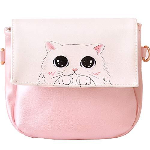 LANDONA Original kätzchen Tasche Sommer niedlich Kleine Tasche niedlich Kleine frische umhängetasche Mini Tasche weiblich -