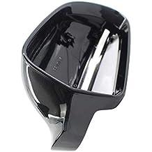 Bobury Reemplazo del Lado Derecho de plástico Espejo retrovisor de Coche Cubierta de Shell 8T0857528D para