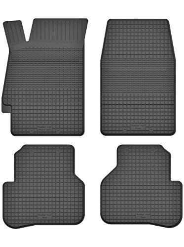 KO-RUBBERMAT Gummimatten Fußmatten 1.5 cm Rand geeignet zur Honda Accord VI (Bj.1997-2002) ideal angepasst 4 -Teile EIN Set (2002 Honda Teile Accord)