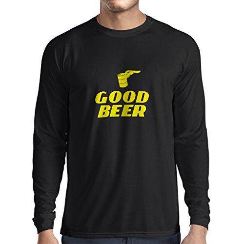 n4058l-t-shirt-mit-langen-armeln-i-need-a-good-beer-xx-large-schwarz-gelb