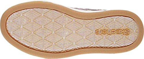 Skechers Shuffles Doily Dance Toile Baskets Or (Gold)