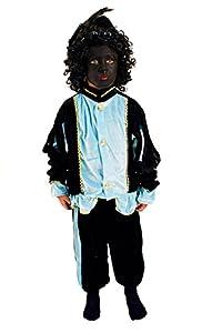 Boland 56550 - Niño Traje Pedro, 158, negro