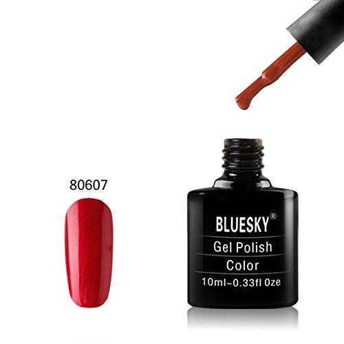 Bluesky Contradictions Collection - 80607 Tartan Punk UV LED Gel Soak off Nail Polish 10ml by Blue Sky