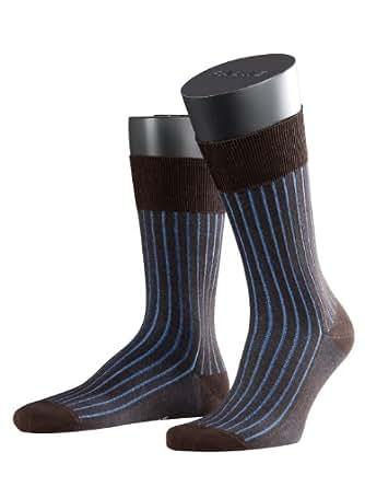 FALKE Herren Socken 14648 Shadow Business SO, Gr. 39/40, Braun (brown 5933)