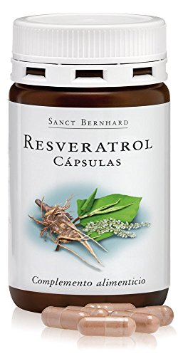 Resveratrol Cápsulas 400mg - 90 Cápsulas