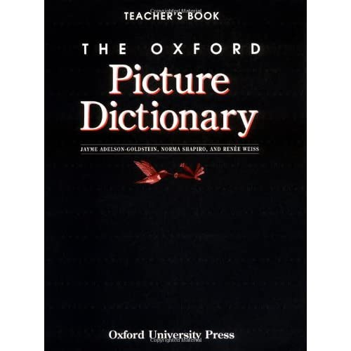 THE OXFORD PICTURE DICTIONARY TEACHER'S BOOK