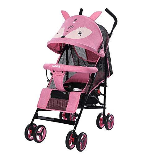 DokFin Jogger Stroller, Folding Jogger Baby Strollers, Jogging Travel System