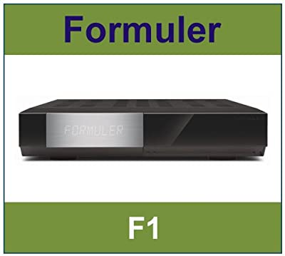formuler F1 E2 HD Triple 1.3 GHz Full HD Linux HbbTV Receptor