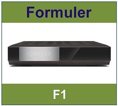 formuler F1E2HD Triple 1.3GHz Full HD Linux HbbTV Receptor