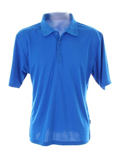 Gamegear Cooltex Champion Polo Elektrisches Blau