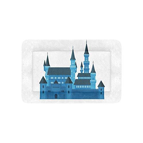Kidnight Magic Castle Fee Extra Große Individuell Bedruckte Bettwäsche Weiche Hundebett Couch Für Welpen Und Katzen Möbel Matte Höhlenauflage Kissenbezug Innen Geschenk Lieferanten 36 X 23 Zoll -