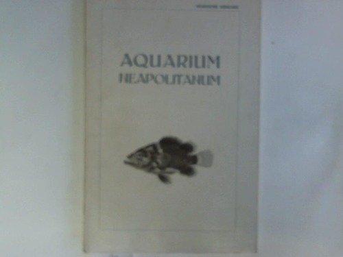 Führer durch das Aquarium der Zoologischen Station zu Neapel