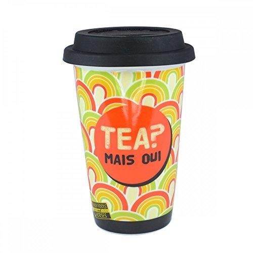 Only Fools And Horses Travel Mug, Tea? Mais Oui