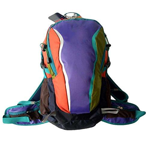Yy.f40L Outdoor Wandern Camping Wasserdicht Nylon Gepäck Tasche Handtasche. Genießen Sie Ihre Qualität Im Freien Glücklich Und Entspannt Brown