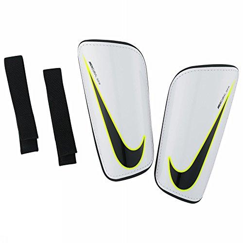 Nike Hard Shell Slip-In Espinilleras, Unisex Adulto