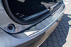 tuning-art L270 Edelstahl Ladekantenschutz mit Abkantung Fahrzeugspezifisch