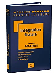 Mémento Intégration fiscale 2014/2015