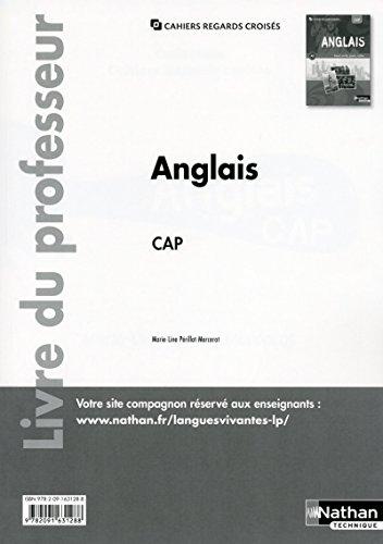 Anglais - CAP par