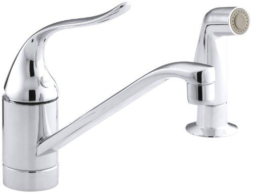 Kohler k-15176-p-cp CORALAIS Single Control Küche Spüle Wasserhahn, Chrom poliert