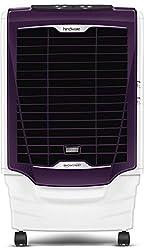 Hindware 190 Snowcrest 60 HSE Desert CS-176002HPP 60-Litre Air Cooler with Remote (Premium Purple)