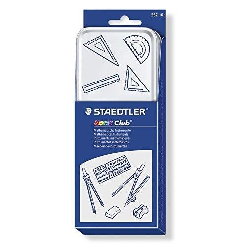 Staedtler 557 10 - Set de geometría