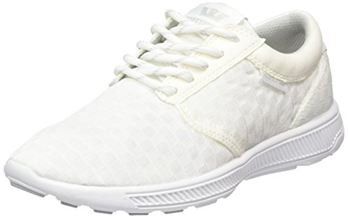 ene HAMMER RUN Low-Top, Weiß White WHT), 41 EU ()