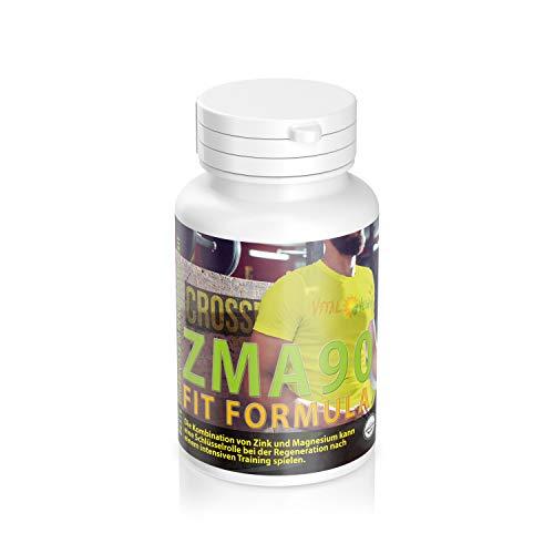 ZMA Recovery Tabletten - Vegan - Zink, Magnesium & Vitamin B6 - für ca. 3 Monate - Glutenfrei -