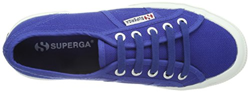 Superga 2750 Cotu Classic, Baskets mixte adulte Blau (Intense Blue G88)