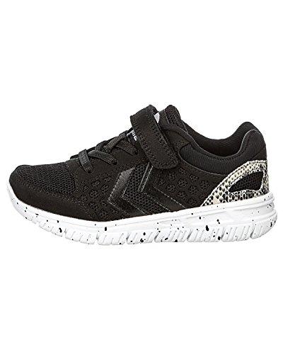 Hummel Crosslite Jr Sneaker Black Schwarz