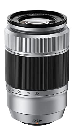 Fuji  16405628 - Objetivo de cámara  F4.5-6.7 OIS II, color negro y plateado