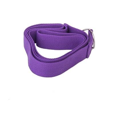 safeinu langer Yoga-Gürtel Fitness-Trainingsgürtel