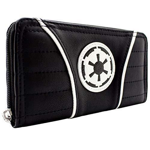 Star Wars Galaktisches Reich Schwarz Portemonnaie Geldbörse