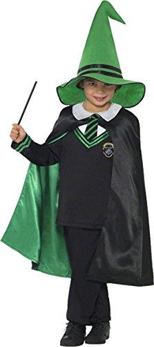 en Zauberer Kostüm, Pullover, Umhang und Hut, Größe: L, 21616 (Kinder-kostüm Ideen Für Jungen)