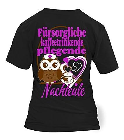 Krankenschwester Krankenpflege Pflege T-Shirt Frauen von Teezily (Krankenschwestern Pflege T-shirt)
