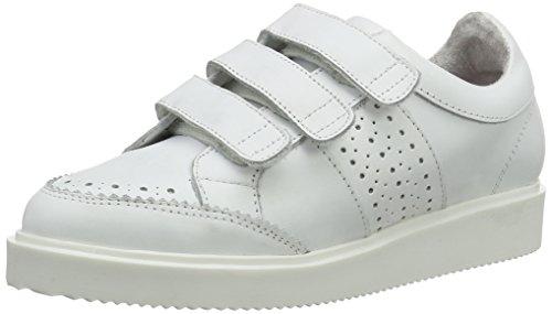 La Strada Senhoras 030013 Sneakers Sabe (branco)