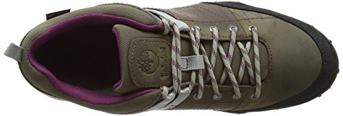 Timberland Greeley_greeley Approach Low Gtx, Baskets Basses femme Marron - Braun (Pewter)