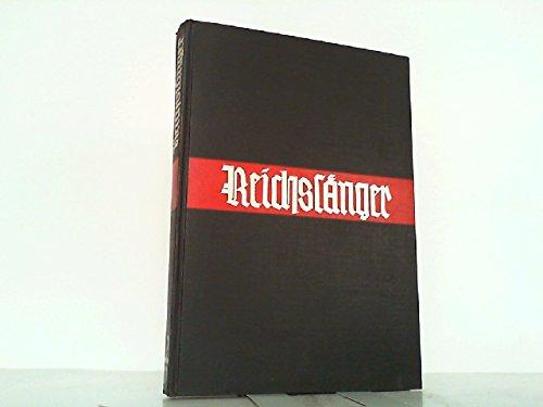 Reichssänger. Schlüssel zum deutschen Reichsliederbuch