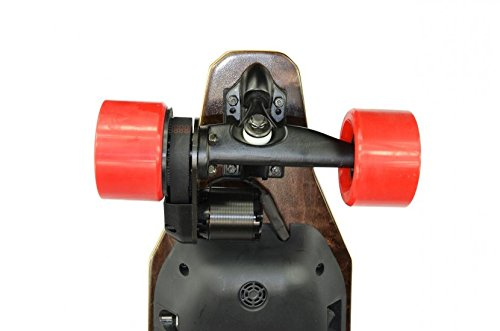 E-Skateboard 1200 Watt Brushless - 8 AH -
