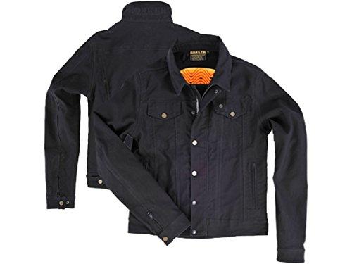 Preisvergleich Produktbild Rokker Black Jakket schwarz, M