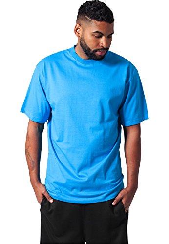 Urban Classics Tall Tee T-Shirt TB006, Farbe:turquoise, size:6XL - 5xl T-shirt Tee
