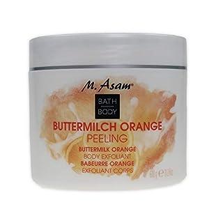 M. Asam® Body Peeling Buttermilch Orange 600g