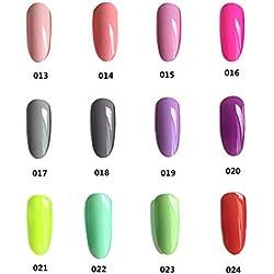 Un Step de gel esmalte de uñas de lápiz, no requiere Grund Pintura, saviland 3en 1LED ultravioleta Kit de esmalte de uñas de Artificial de pistolas
