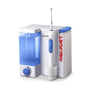Aquajet LD-A8 Munddusche Zahnreinigung Mundspühlung Zahnpflegesystem