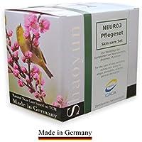 NEUR03 Pflegeset, bei Symptome von Neurodermitis, Creme + Tinktur, zur Hautpflege bei sehr empfindlicher, juckender... preisvergleich bei billige-tabletten.eu